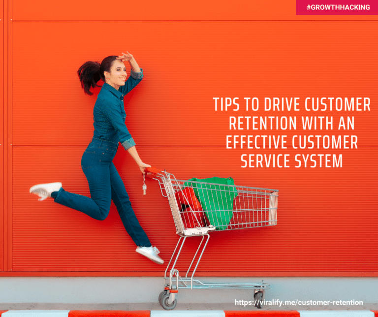 Read more about the article Tips to drive customer retention with an effective customer service system