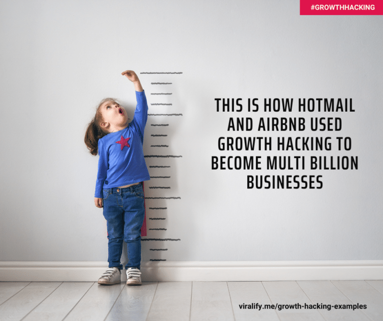 Read more about the article This is how Hotmail and AirBnB used growth hacking to become multi billion businesses