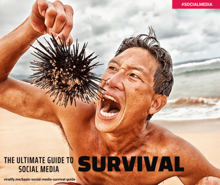 Read more about the article THE ULTIMATE GUIDE TO SOCIAL MEDIA SURVIVAL